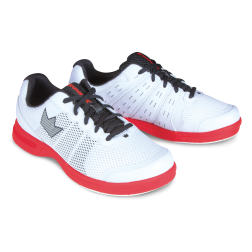 MEN'S FUZE WHITE/RED