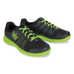 MEN'S FUZE BLACK/NEON GREEN