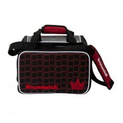 CROWN SINGLE BAG RED