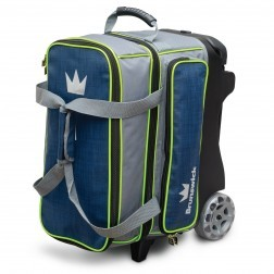 TOURNAMENT DELUXE DOUBLE ROLLER NAVY/LIME / PROMOTION