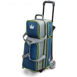 TOURNAMENT DELUXE TRIPLE ROLLER NAVY/LIME / PROMOTION