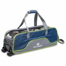 TOURNAMENT DELUXE TRIPLE SLIM ROLLER NAVY/LIME
