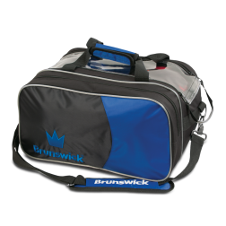 TOURNAMENT DOUBLE TOTE WITH POUCH ROYAL