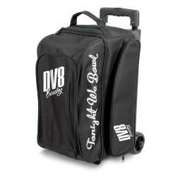 FREESTYLE DOUBLE ROLLER BLACK - DV8
