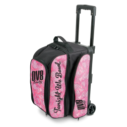 FREESTYLE DOUBLE ROLLER PINK - DV8