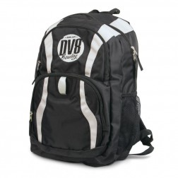 DV8 CIRCUIT BACKPACK BLACK/SILVER