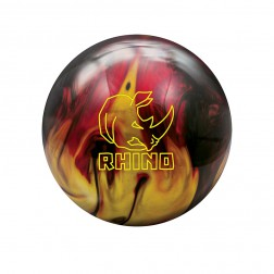 Brunswick Rhino Red / Black / Gold Pearl