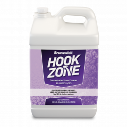 HOOK ZONE LANE CLEANER - 5 GAL (2 x 2,5 GAL)