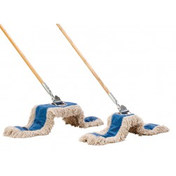 PRECISION GUTTER AND CAPPING MOP (SET OF 2)