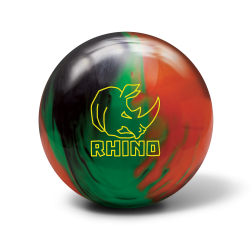 Rhino Black / Orange / Green