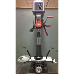 VERTEX DRILL PRESS WITH NEW STANDARD JIG, 50 HZ