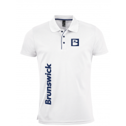 POLO BRUNSWICK WHITE