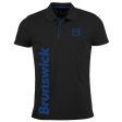 POLO BRUNSWICK BLACK - MEN /SMALL / PROMO