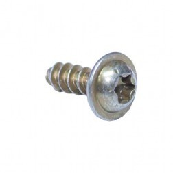 SCREW SELF TAP PLASTIC K60X22MM