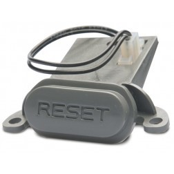 RESET  SWITCH (DARK GRAY) / PROMO