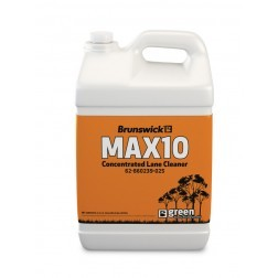 MAX10 CONCENTRATED LANE CLEANER - 2,5 Gallon