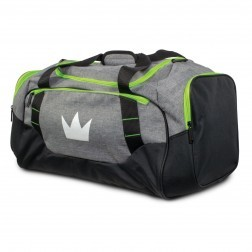 TOURING DUFFLE GREY/LIME
