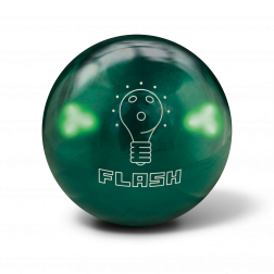 HOUSEBALL FLASH LED EMERALD GREEN PEARL - 14 LBS