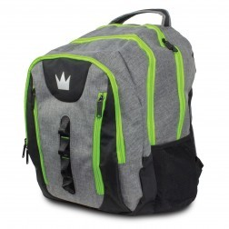 TOURING BACKPACK GREY/LIME